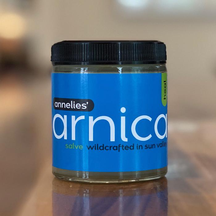 Annelies Arnica Jar Salve homeopathic